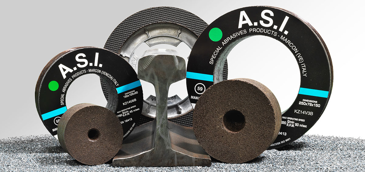 Speno ASI SpA – Abrasive materials