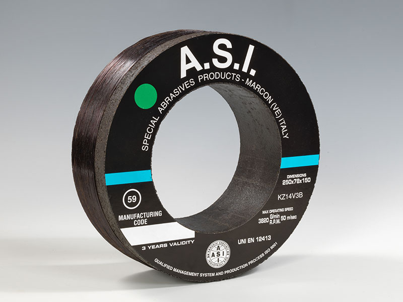 A.S.I. SpA – Grinding Stones